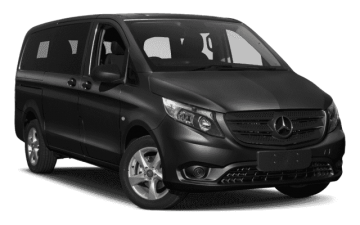 Mercedes Luxury Mini Van