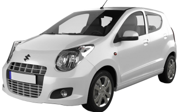 Suzuki Alto (via SAPPHIRE CORFU)