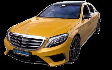 Mercedes Taxi V12