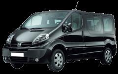 Nissan Primastar (с SAPPHIRE CORFU)